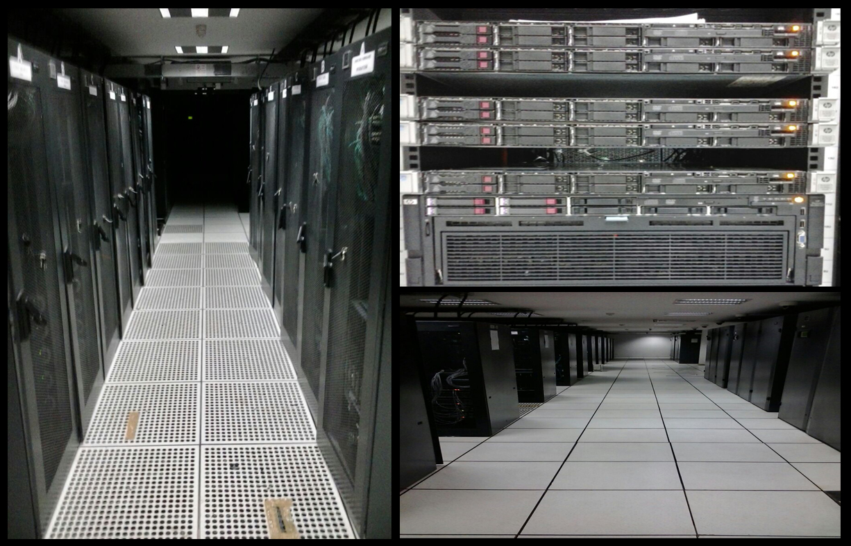 designing data center